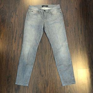 Joe's Jeans Gray Size 27 Ankle (29 X 28)